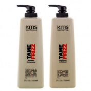 KMS California Tame Frizz Shampoo & Conditioner Duo Pack - 750ml