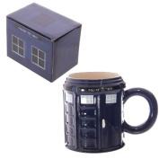Doctor Who Tardis Coffee Tea Mug