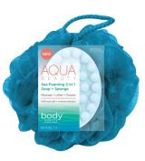Body Benefits Sea Foaming Soap Plus Sponge, Ocean-Fresh, 150ml
