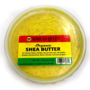 African Queen Organic Shea Butter 120ml