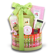Spa and Teas Mothers Day Gift Basket