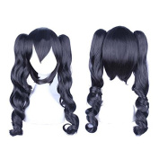 Sunny-business Black Butler Anime Black Rock Shooter Curly of Cosplay Wig