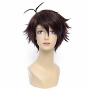 Playcosland Women Costume Cosplay Party Short Wigs Oikawa Tooru