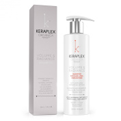 Keraplex Organica Shampoo for Hair Loss Prevention (240ml) - Contains Powerful DHT Blocker, Apple Polyphenol & Other Natural Ingredients Designed To Stop Hair From Thinning - Top-Rated Hair Regrowth Shampoo Leaves Hair Fuller, Shinier & More Beautiful