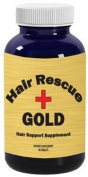 Hair Rescue GOLD Plus Supplement ★ Hair Growth Supplement ★ Hair Vitamins ★ Stop Hair Loss