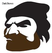 Organic & Natural Dark Brown Beard Dye - Grizzly Mountain