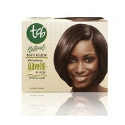 TCB Naturals Olive Oil No Lye Relaxer Kit - Regular