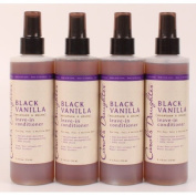 Carol's Daughter - Black vanilla Moisturising Leave In Conditioner 240ml Lot Of 4