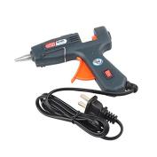 20W Electric Heating Hot Melt Glue Gun Stick Trigger Adjustable Art Craft Repair Tool