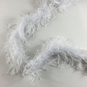 180cm Length 1ply White Ostrich Feather Boa for Wedding/party,Feather scraf