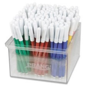 Art Markers, Fine Point, Non-Toxic, 144CT, Assorted, Sold as 1 Set