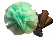 Car Limousine Wedding Decoration Pom Flower Deco-Puff - Cirtus Green