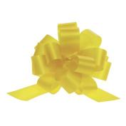 10cm Pull Bows (Yellow)