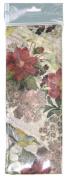 Jillson Roberts Designer Flat Tissue 4 Sheets - Botanical