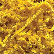0.9kg Crinkle Cut Paper Shred - Yellow