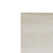 Silver 6.4cm X 10yds Fancy Wired Ribbon Gift Wrap
