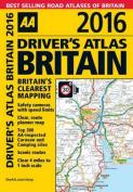 AA Driver's Atlas Britain 2016