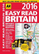 AA Easy Read Britain 2016 [Large Print]