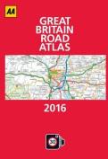AA Great Britain Road Atlas 2016