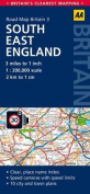 South East England Road Map