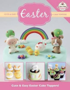 Cute & Easy Easter Cake Toppers!