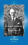 Personal Memories of World War II