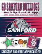 Go Samford Bulldogs Activity Book & App