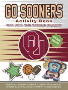 Go Sooners Activity Book