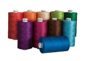 Connecting Threads 100% Cotton Thread Sets - 1200 Yard Spools