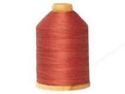 YLI 21100-020 3-Ply T-40 Cotton Hand Quilting Thread, 1000 yd, Mauve