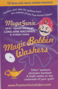 La Pierre Studio Mega Genie Magic Bobbin Washers for all Long Arm Machines M Bobbin Cases