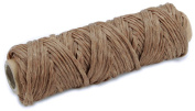 Tandy Leather Factory Braided Sinew, 4mm with 20-Yard Spool