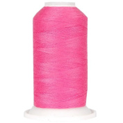Polyester Sewing Thread - 600m - Colour 674 - HOT PINK - 80 Colours Available - Threadart