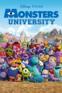 MONSTERS UNIVERSITY [DVD_Movies] [Region 4]