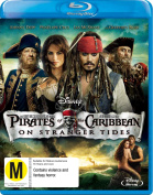 PIRATES OF THE CARIBBEAN 4 [Region B] [Blu-ray]