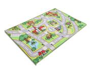 Baby Boys Early Education Traffic Track Floor Mat