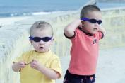 Baby BAnz Baby sunglasses 0 - 2 years Purple Tortoiseshell