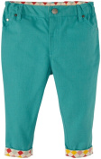 Little Green Radicals Blue Bay Twill Jeans