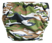 Kawaii Baby Potty Training Pant 11-16kg All in One Reusable Waterproof Camo