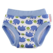 Blueberry Training Pants, Elephant, Small Colour