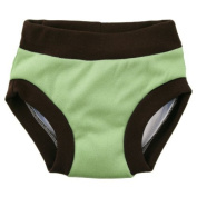 Blueberry Nappies Daytime Potty Training Pants (Small, Green) Colour