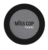 Miss Cop Mono Eye Shadow, Gris Perlé 2.4 g