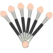 Zinger- 6 pcs Professional Cosmetic Sponge Eyeshadow Brush