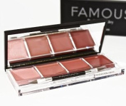 Famous By Sue Moxley Lip Collection - Chocolate Box