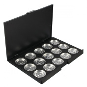 15 Grids 26mm Empty Magnetic Makeup Palette