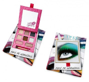 Lipsy London Make Me Gorgeous Neutral Shades & Tones Makeup & Mirror Set