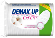 Demak'Up Duo+ - Oval Cotton Pads for Removing Make-Up