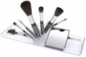Studio Basics Cosmetic Brush Set & Case 11 Pieces
