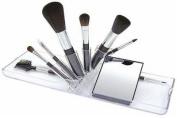 Studio Basics Cosmetic Brush Set & Case 11 Pieces