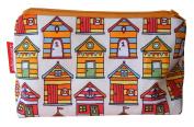 Selina-Jayne Beach Huts Limited Edition Designer Cosmetic Bag